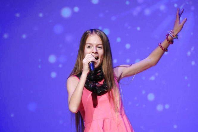 13-річна хмельничанка пройшла у фінал нацвідбору «Дитячого Євробачення»