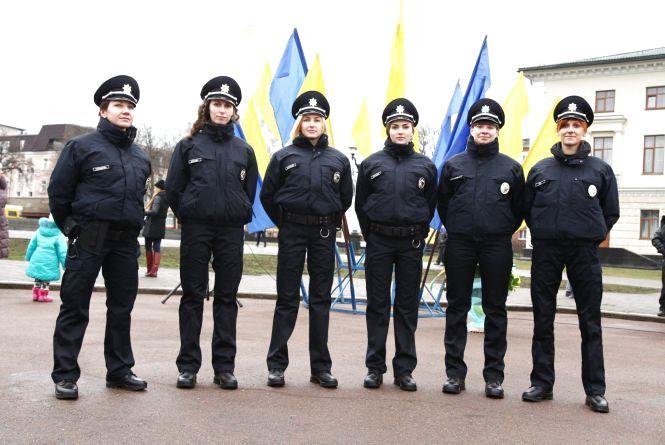 У Хмельницькому на День Незалежності порядок охоронятимуть більше 100 поліцейських