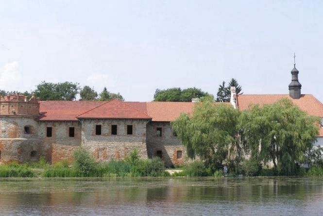 Легенди замку Острозьких у Старокостянтинові