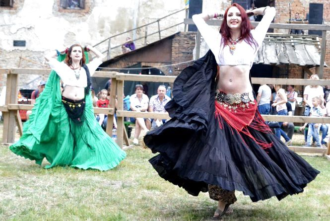 """Британські та італійські: якими танцями дивують на """"Старкон фесті"""""""