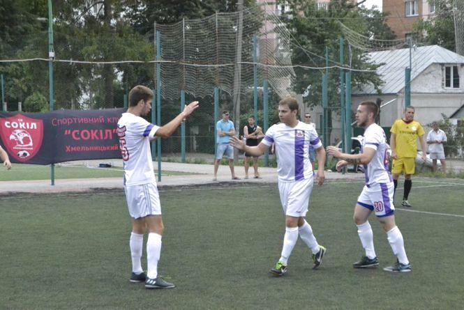 Визначилися перші чемпіони хмельницької Преміум-ліги