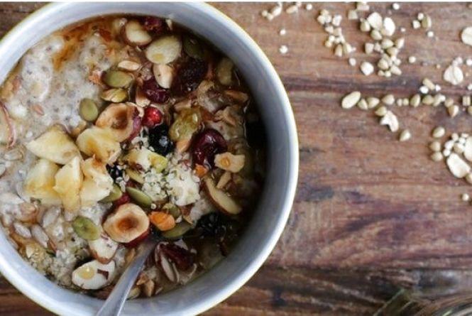 Швидкий і корисний сніданок: як приготувати смачну вівсянку