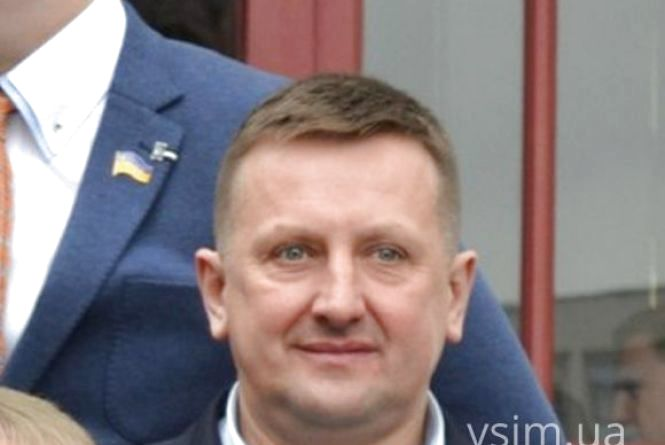 Депутат міськради Олег Певнєв народився 28 серпня