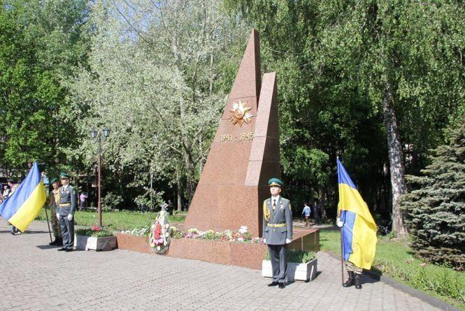 У Хмельницькому вшанують солдатів Другої світової