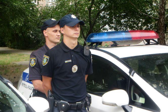 Як працює нова поліцейська станція на Озерній