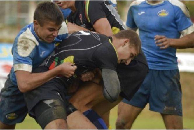Хмельничанин виступає у складі збірної на чемпіонаті Європи з регбі