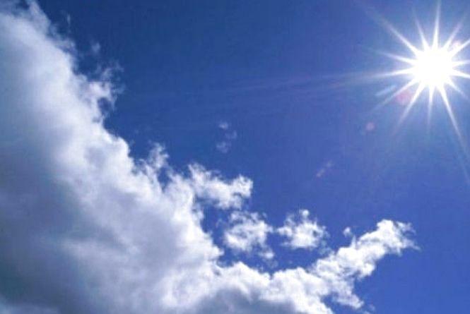 У Хмельницькому то дощ, то сонце: якою буде погода на вихідні