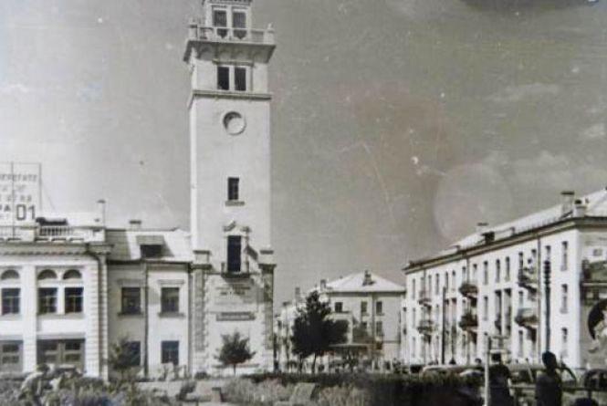 Старі світлини Хмельницького. Як виглядало місто