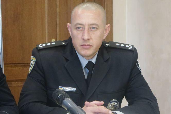 Хмельниччина отримала нового начальника поліції - 36-річного екс-беркутівця