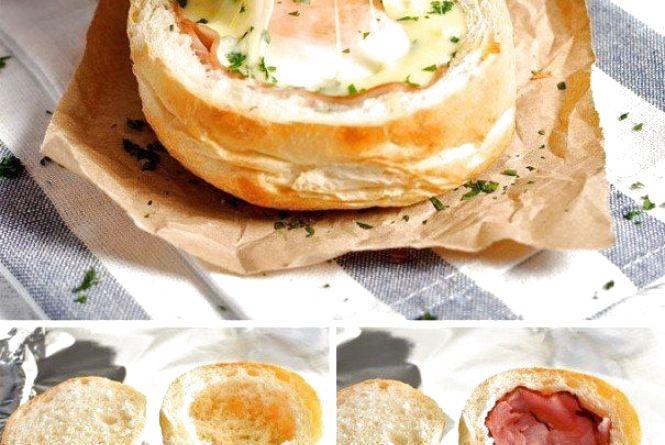 Смачно і дуже швидко: булочки «з секретом» на сніданок