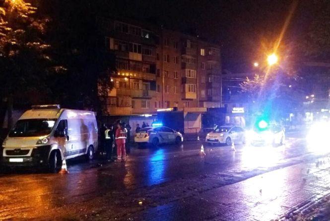 Смерть на Свободи: пішохода збила  «Skoda»