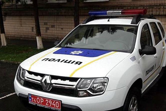 Позашляховик «Renault» для хмельницької поліції обійшовся бюджету в 494 тисячі гривень