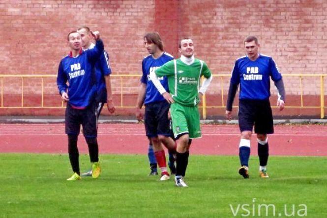 Чемпіонат Хмельниччини з футболу: визначилися шість кращих команд першої ліги