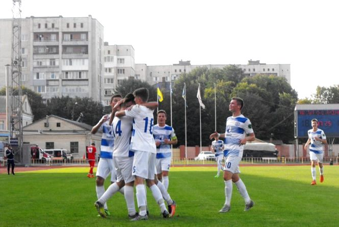 Хмельницьке «Поділля» здобуло другу перемогу в сезоні (ВІДЕО)