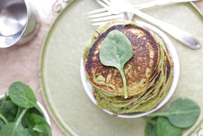 Смачний і корисний сніданок: як приготувати шпинатні млинці