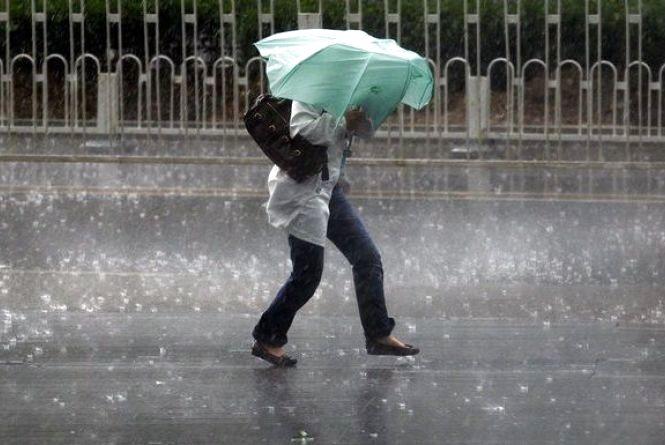 Сьогодні, 6 жовтня, на Хмельниччині оголосили штормове попередження