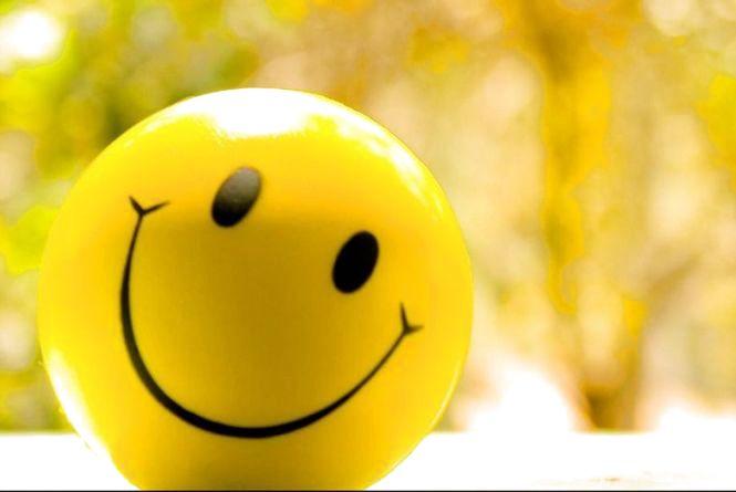 6 жовтня - Всесвітній день посмішки