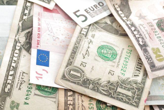 """Долар та євро """"падають""""-  курс валют на 10 жовтня"""