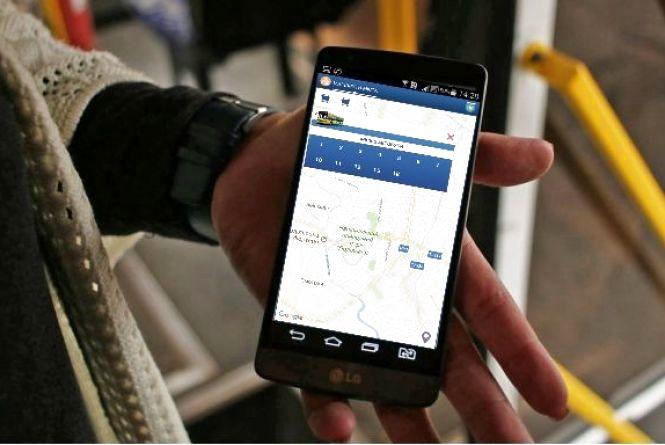 Де маршрутка і коли вона буде: хмельничани зможуть стежити за транспортом онлайн
