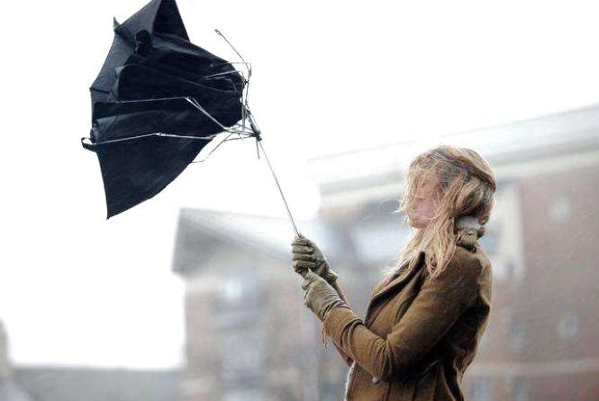 Укргідрометцентр попереджає про погіршення погоди на Хмельниччині - очікують сильний штормовий вітер і дощ