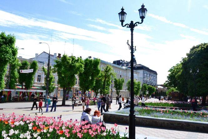 Тест у цифрах: перевір свої знання про вулиці Хмельницького