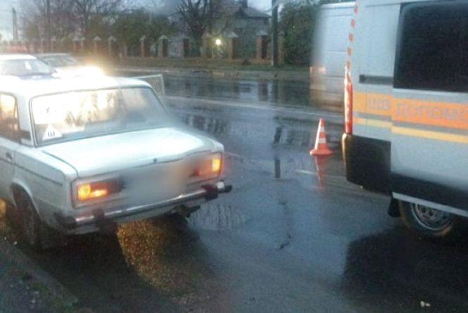 Хроніка ДТП у Хмельницькому: п'яні водії спричинили 5 аварій