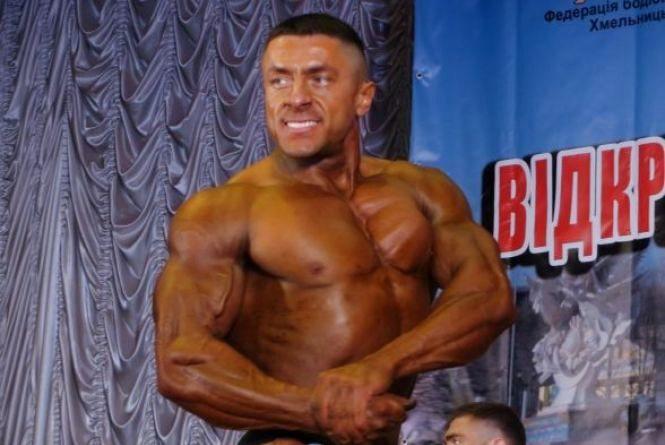 У Хмельницький приїдуть бодібілдери з усієї країни, щоб показати мускулисті і засмаглі тіла