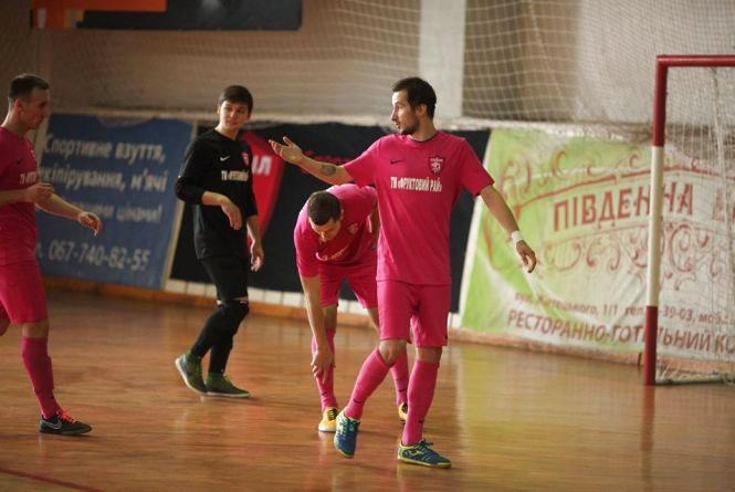 Асоціація футзалу відібрала перемогу в хмельницького «Сокола»