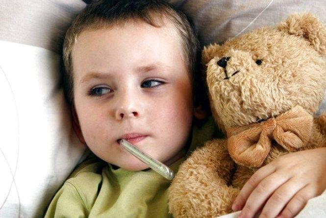 На Хмельниччині із грипом та ГРВІ госпіталізували 183 дитини