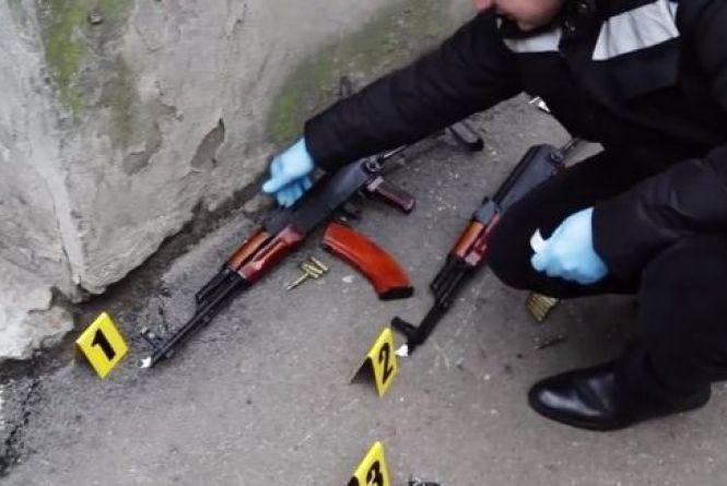 Стрілянина на Кам'янецькій: серед затриманих є чоловік, який сидів за напад на охоронця «Tarantino»