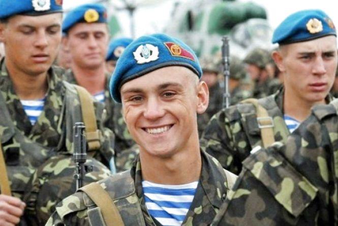 День десантника в Україні святкуватимуть у листопаді