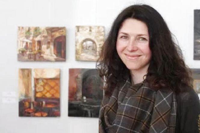 Хмельничан запрошують на виставку художниці Марини Шавиріної-Школяр