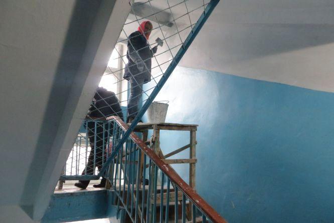 Ремонт під'їздів у Хмельницькому: що роблять і коли прийдуть до вас