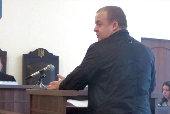 Екс-прокурор катався п'яним у Хмельницькому. Суд визнав його винним