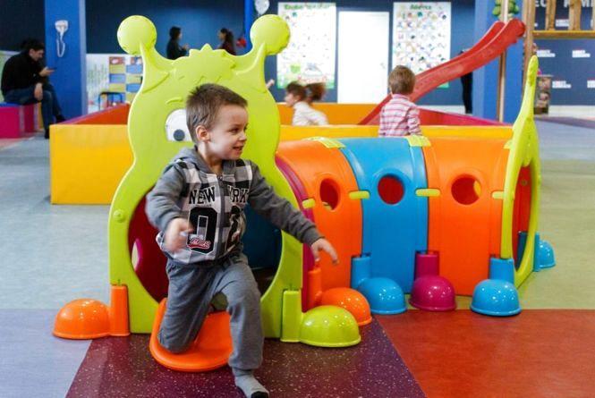 Ковзанка і парки розваг: чим зайняти дитину у вихідні 11 і 12 листопада