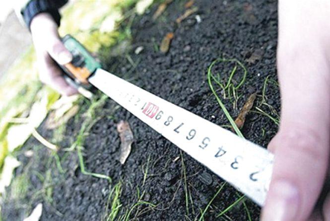 Більше 11 гектарів землі виділили бійцям АТО на Хмельниччині
