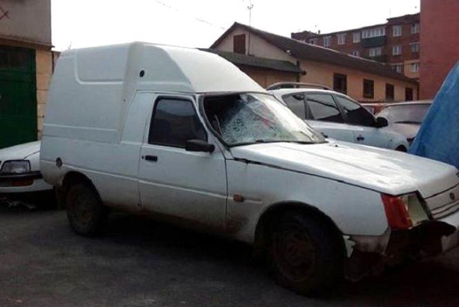 """Поліція знайшла водія """"Таврії"""", який насмерть збив пішохода у Славутському районі"""