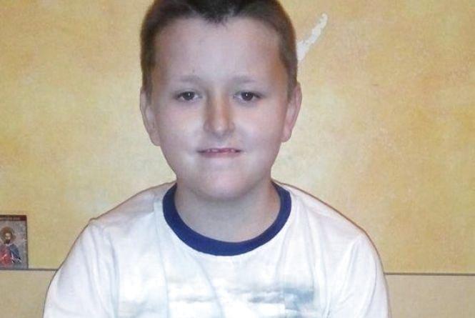 11-річний хмельничанин Артем хворий на рак. Батьки благають про допомогу