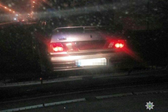 У Хмельницькому п'яний таксист розвозив пасажирів
