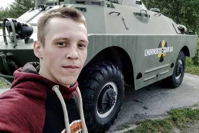 В зоні АТО загинув 22-річний військовий з Кам'янця