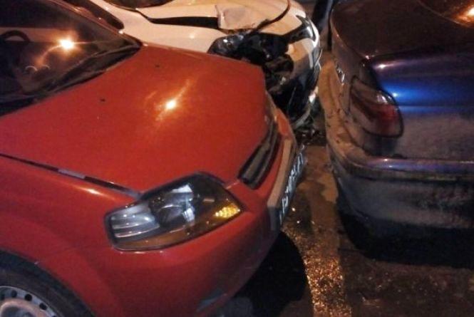 «Renault» і «Volkswagen» найчастіше потрапляли в аварії: хроніка ДТП у Хмельницькому