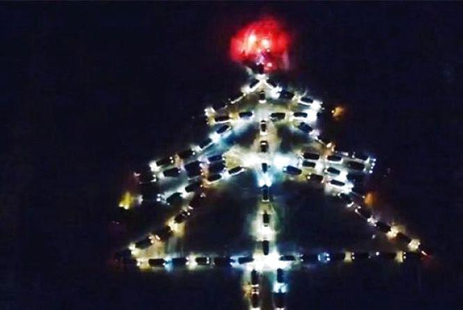 Хмельницьких водіїв  запрошують на новорічний флешмоб