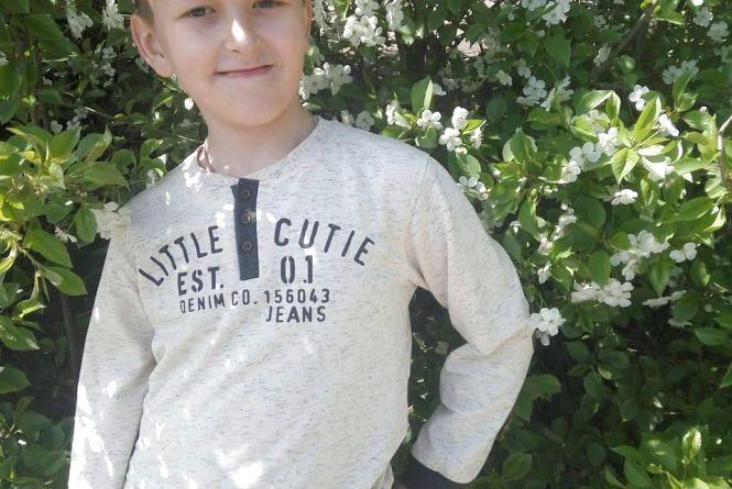 11-річний Артем хворий на рак. Хлопчик сподівається на допомогу хмельничан