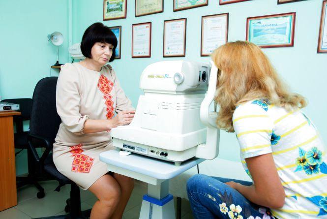 Новини компанії: В Раковому відкрито кабінет апаратного лікування органів зору