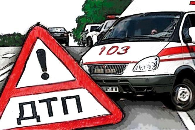 На Зарічанській водій збив пенсіонера і втік з місця події