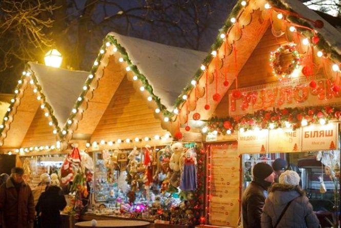 Наймасштабніші новорічні ярмарки і фестивалі в Україні: куди можна поїхати за подарунками і настроєм