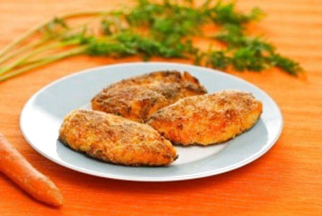 Смачний і яскравий сніданок: як приготувати котлети з моркви