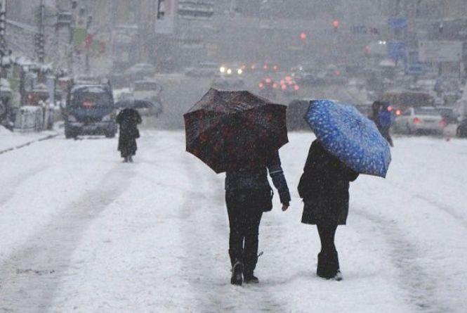 Справжня зима із снігом та морозом: синоптики розповіли, яким буде тиждень у Хмельницькому