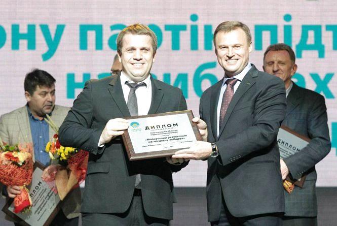 Точка зору: Аграрна партія закликає Україну стати на шлях Еволюції Гідності