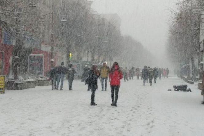 Сипатиме сніг та похолодає: синоптики розповіли, якої погоди чекати хмельничанам 20 грудня